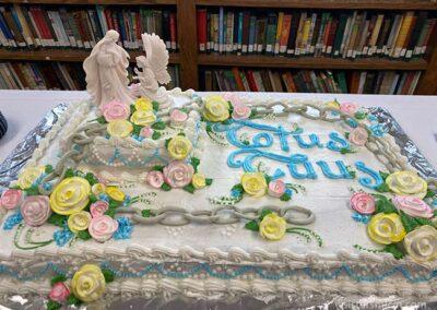 Cake in Celebration