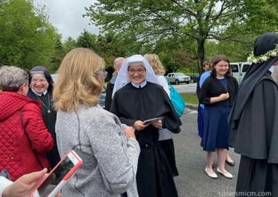 Sister Mary Anne, Novice