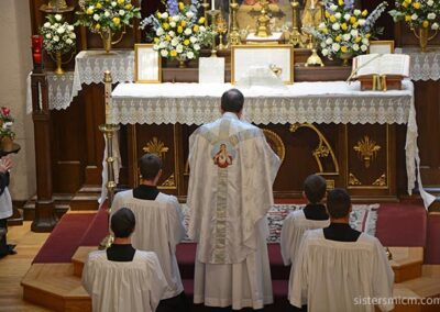 Mass of the Queenship of Mary