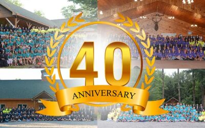 40th Year of Morning Star Camp!